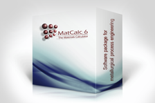 MatCalc software